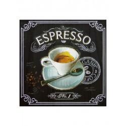 """Постер на дереві """"Coffee"""""""