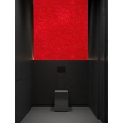 "Панно ""Fabric red"""