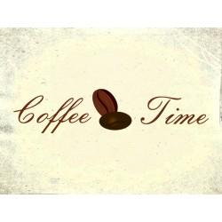 """Наклейка """"Час пити каву"""""""