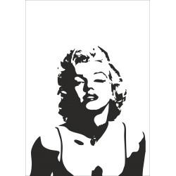 """Постер """"Мерилін Монро"""""""