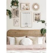"""Серія постерів в рамках """"Namastay in bed"""""""